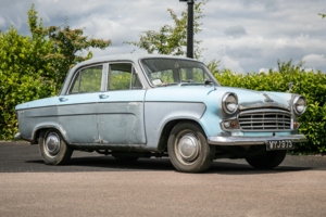 1959 Standard Vanguard Vignale For Sale by Auction