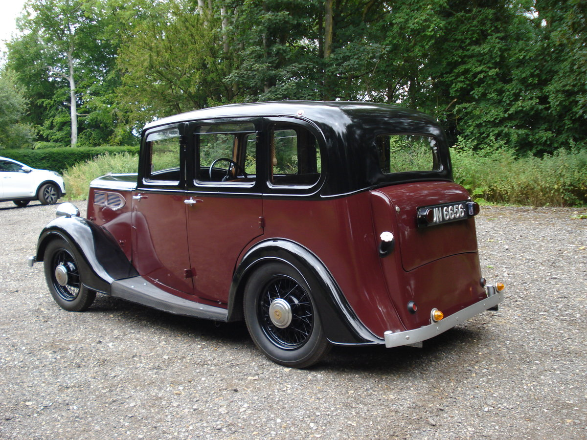 1935 Standard 12 DL For Sale (picture 3 of 6)