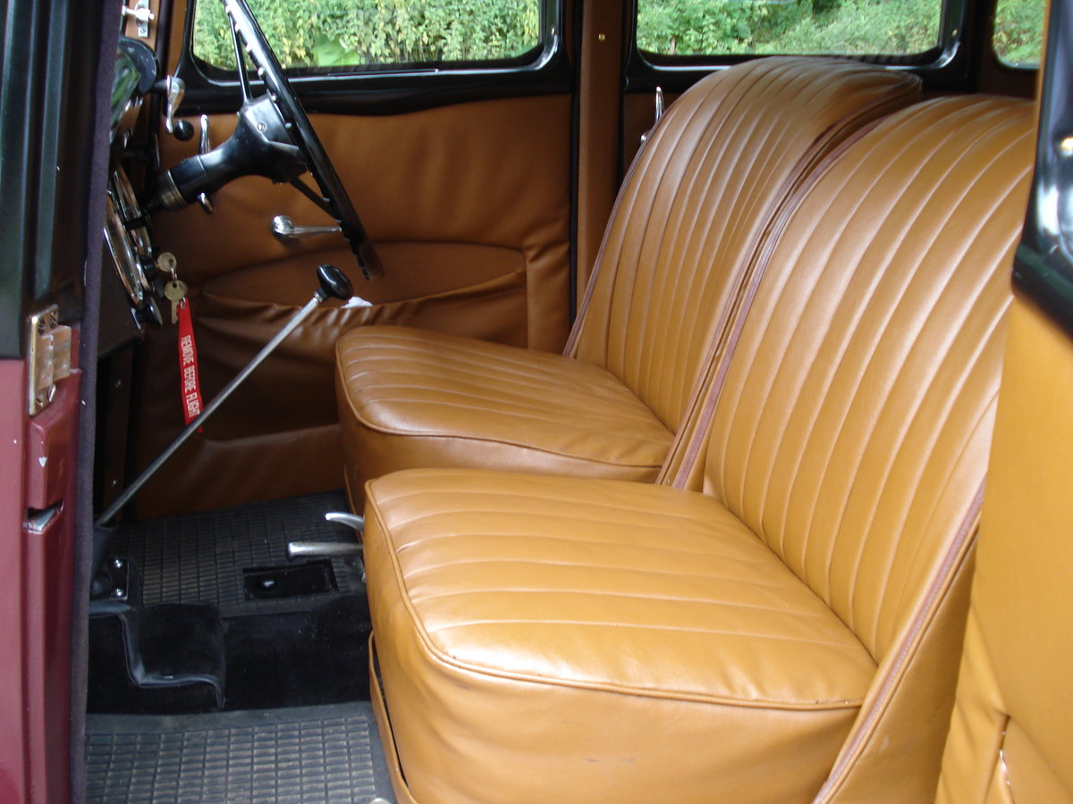 1935 Standard 12 DL For Sale (picture 5 of 6)