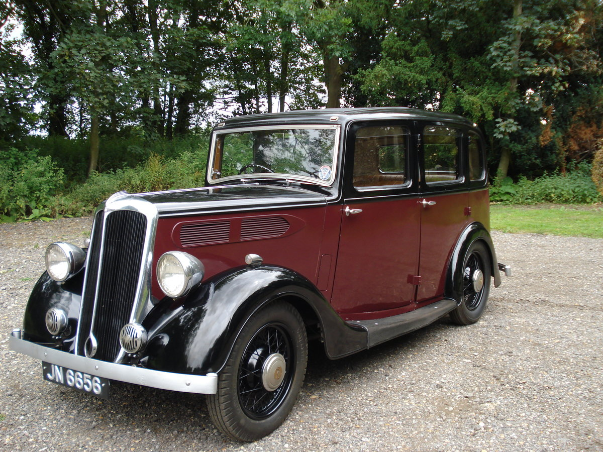 1935 Standard 12 DL For Sale (picture 1 of 6)