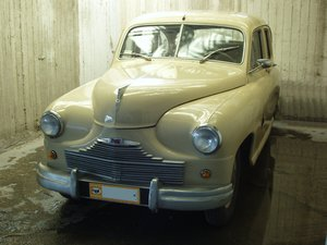 1948 Standard Vanguard, all original