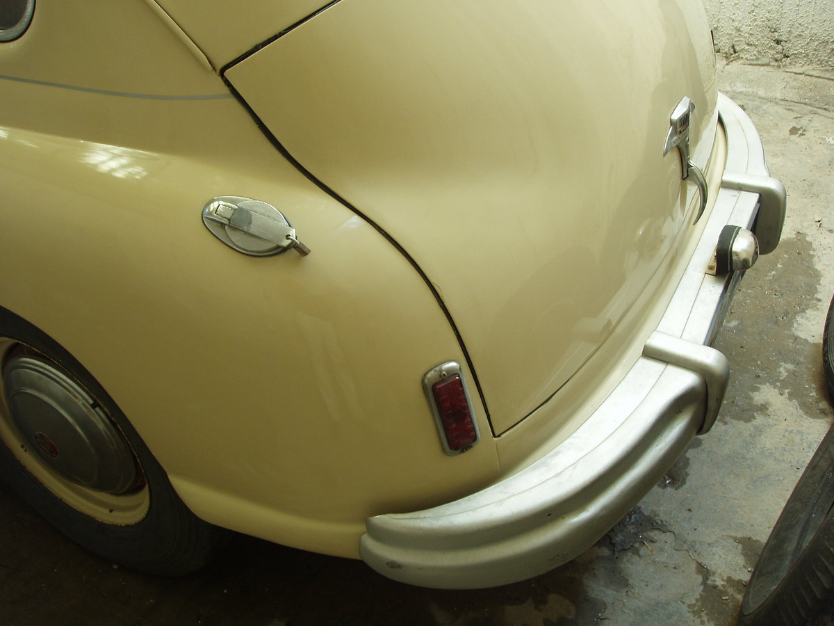 1948 Standard Vanguard, all original For Sale (picture 2 of 6)