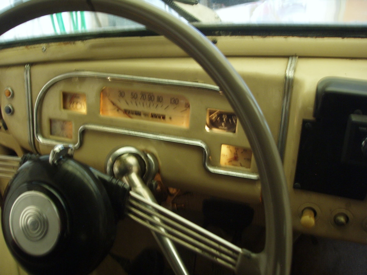 1948 Standard Vanguard, all original For Sale (picture 4 of 6)