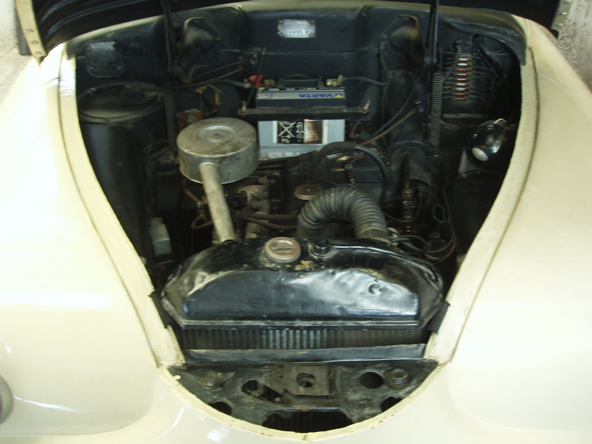 1948 Standard Vanguard, all original For Sale (picture 6 of 6)