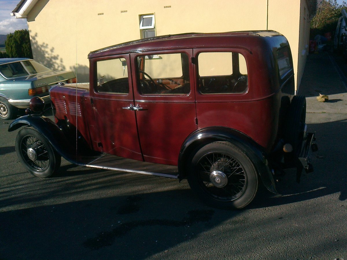 1931 Standard Big 9 For Sale (picture 6 of 6)