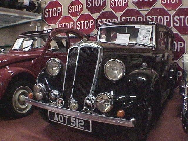 1935 Standard NO RESERVE - Lot 904 For Sale by Auction (picture 1 of 1)