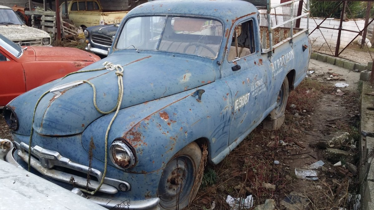 1953 Standard Vanguard Pick Up For Sale (picture 2 of 5)