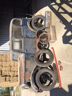 1935 Standard Ten restoration Project For Sale (picture 3 of 6)