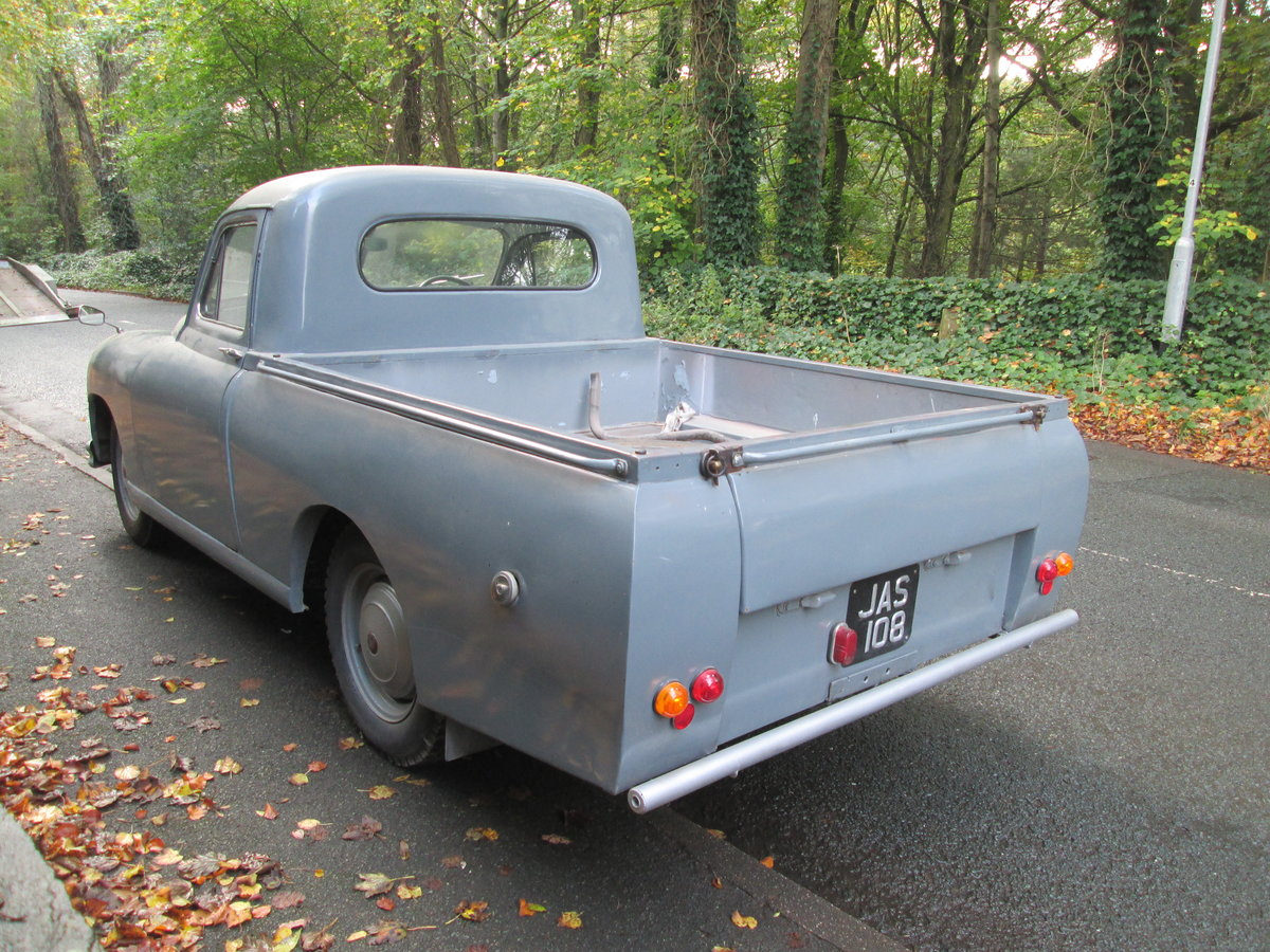 1954 Standard vanguard pickup truck For Sale (picture 2 of 6)