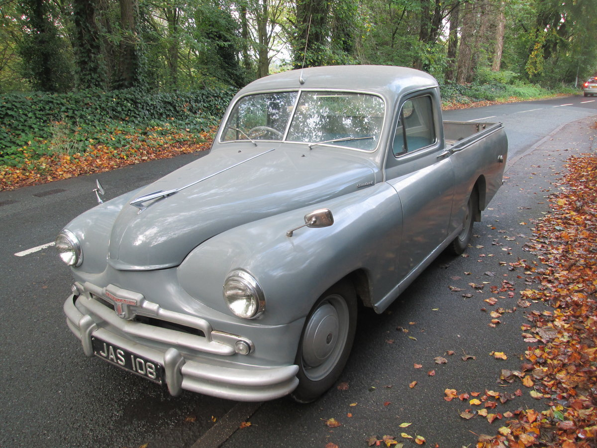 1954 Standard vanguard pickup truck For Sale (picture 3 of 6)