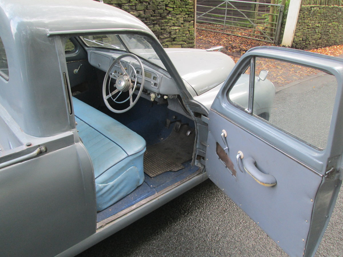 1954 Standard vanguard pickup truck For Sale (picture 4 of 6)