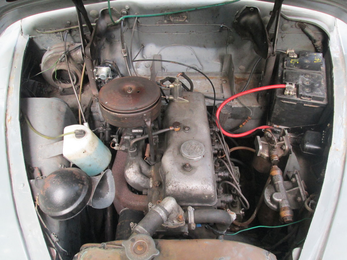 1954 Standard vanguard pickup truck For Sale (picture 5 of 6)