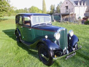 Picture of 1935 STANDARD TEN-TWELVE  SPEED SALOON SOLD