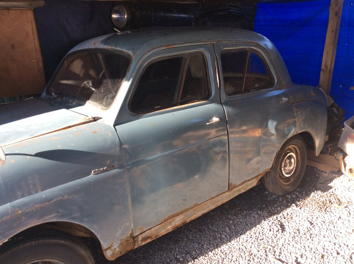 1953 Standard 8 spares or repairs For Sale (picture 1 of 6)