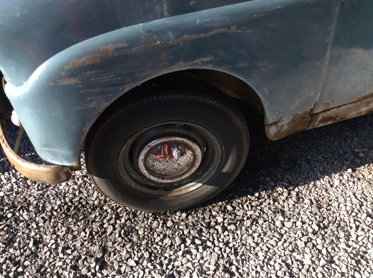 1953 Standard 8 spares or repairs For Sale (picture 3 of 6)