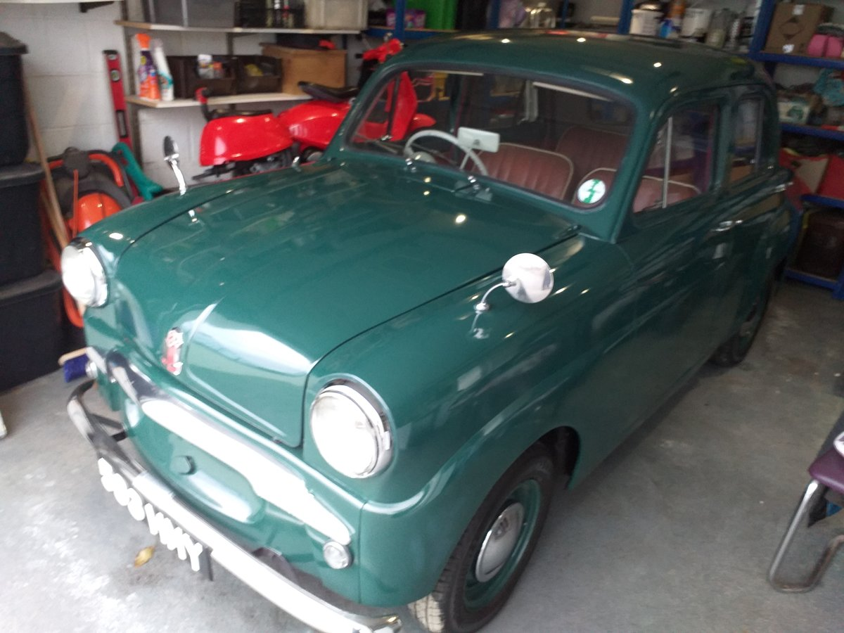 1956 Standard 8 Lovely classic car For Sale (picture 1 of 4)