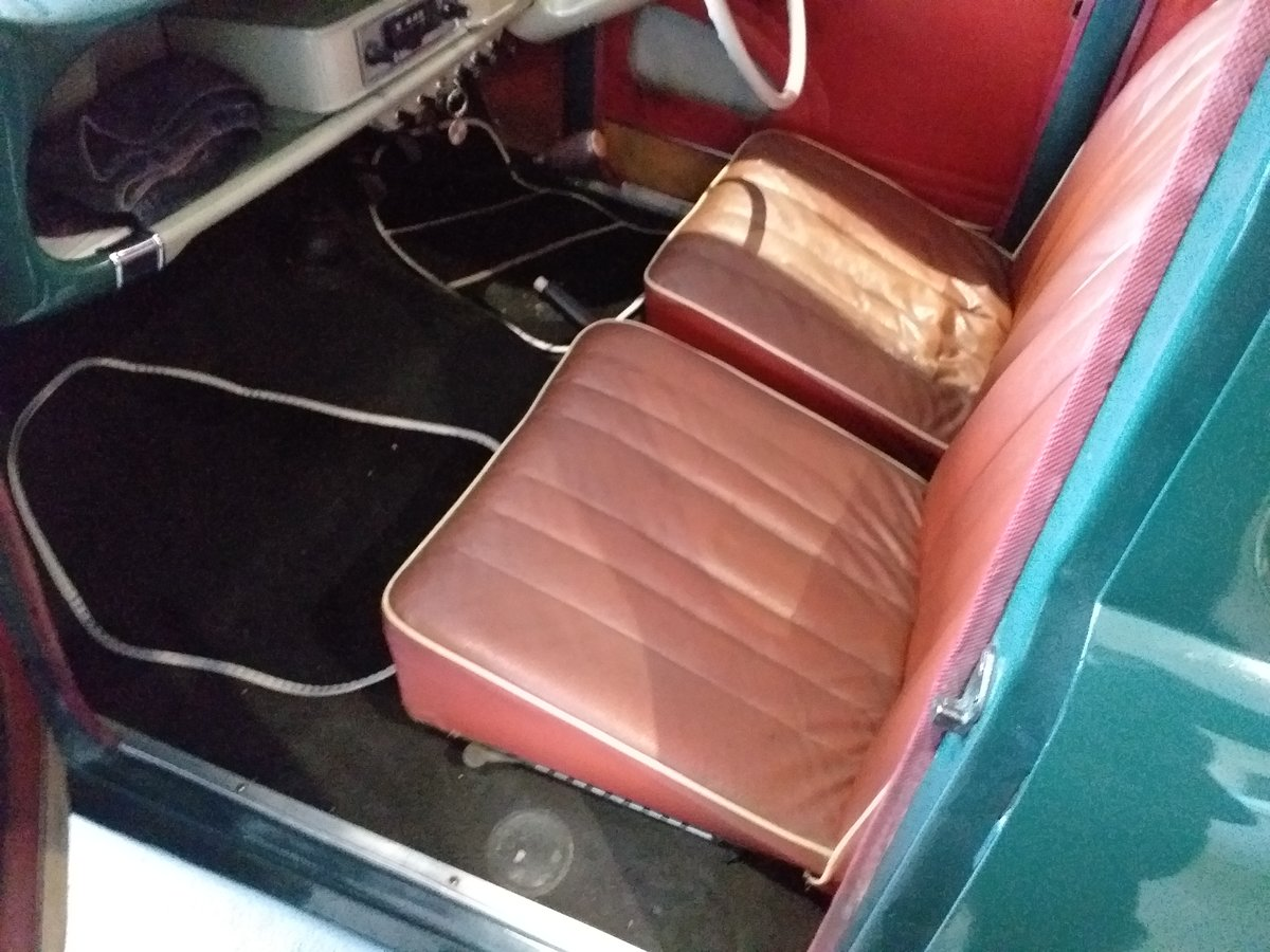 1956 Standard 8 Lovely classic car For Sale (picture 3 of 4)