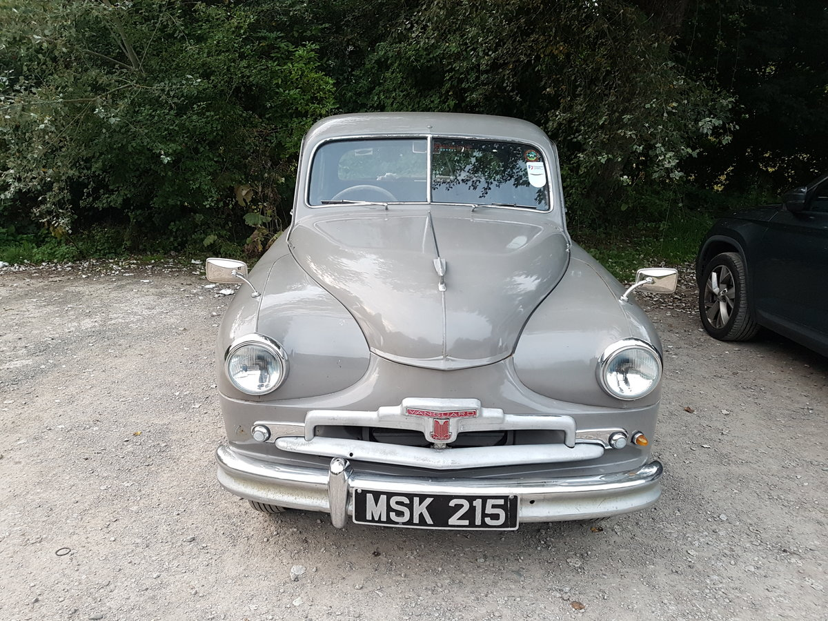 1954 Standard Vangard Classic car For Sale (picture 2 of 3)