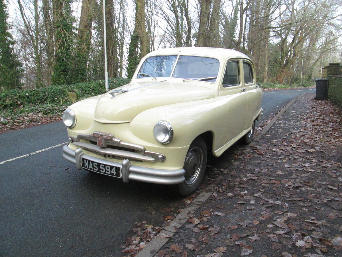 1953 Standard vanguard phase 2 For Sale (picture 1 of 6)