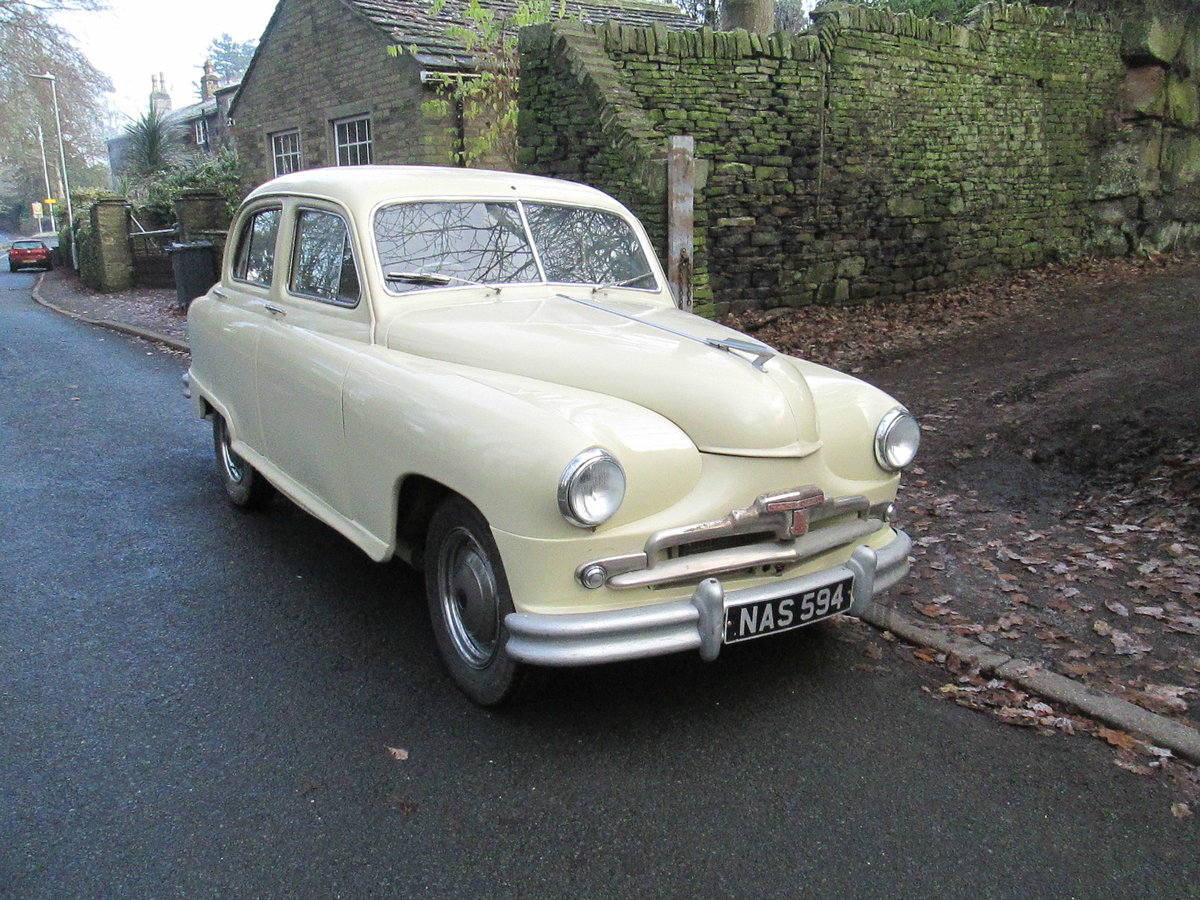 1953 Standard vanguard phase 2 For Sale (picture 2 of 6)