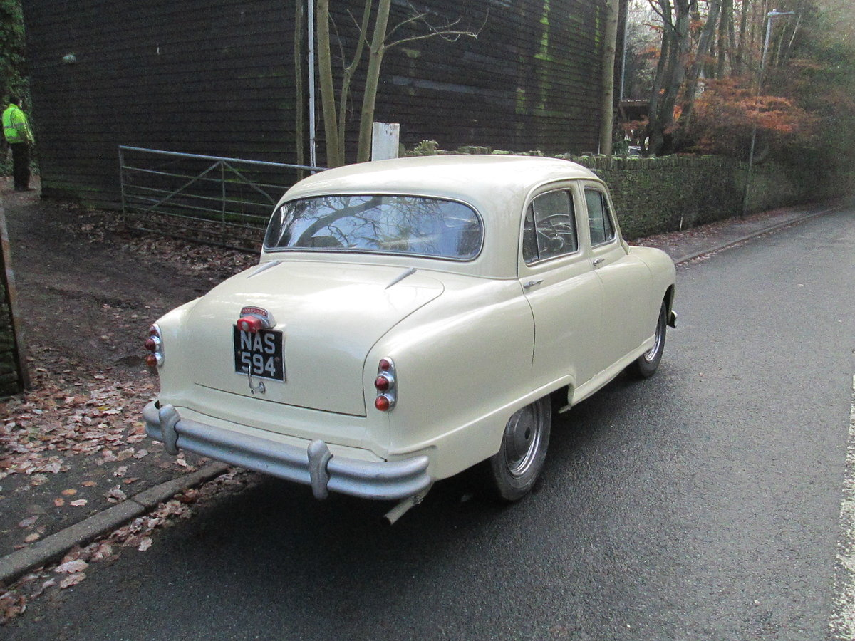1953 Standard vanguard phase 2 For Sale (picture 3 of 6)