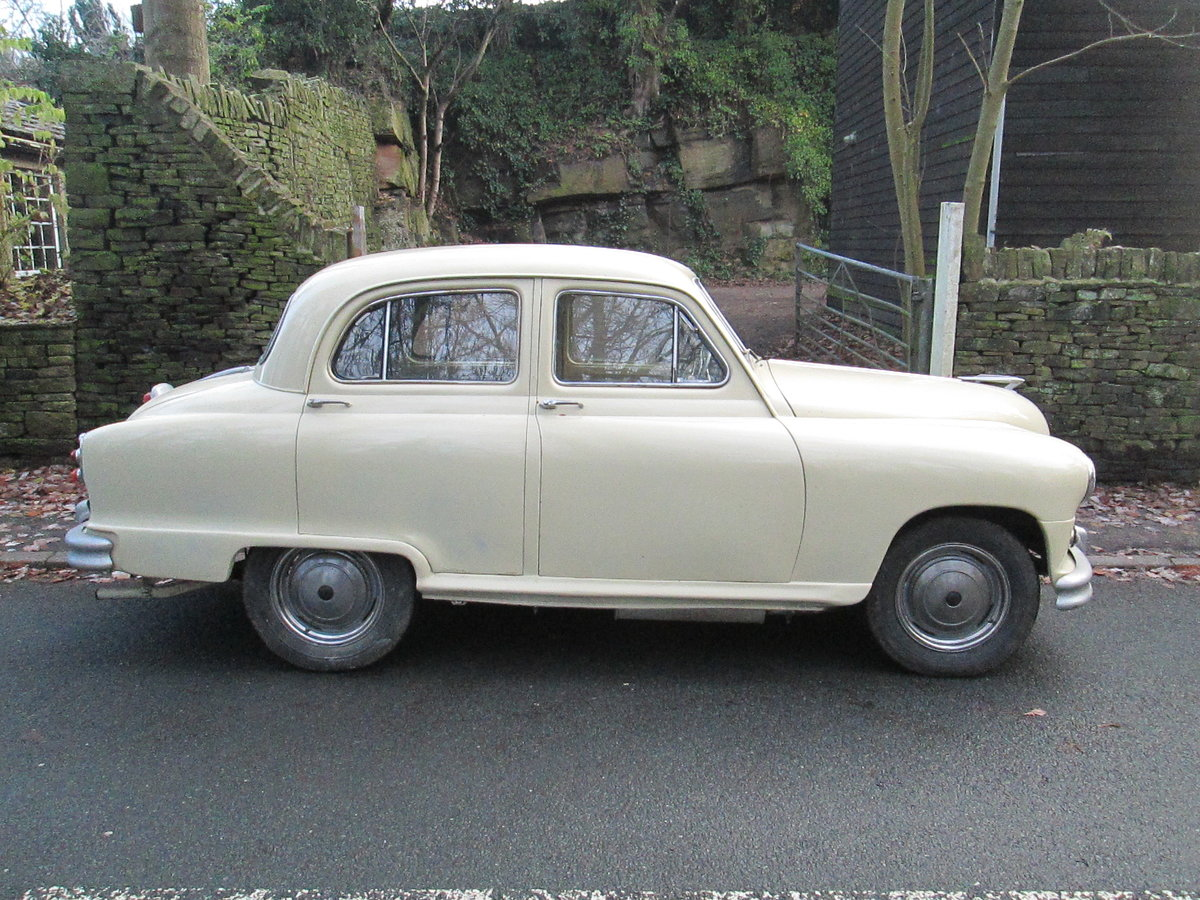 1953 Standard vanguard phase 2 For Sale (picture 4 of 6)