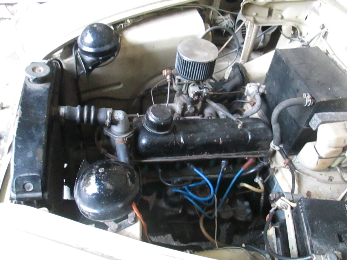 1953 Standard vanguard phase 2 For Sale (picture 6 of 6)