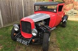1952 Hot Rod - Tuesday 10th December 2019 For Sale by Auction