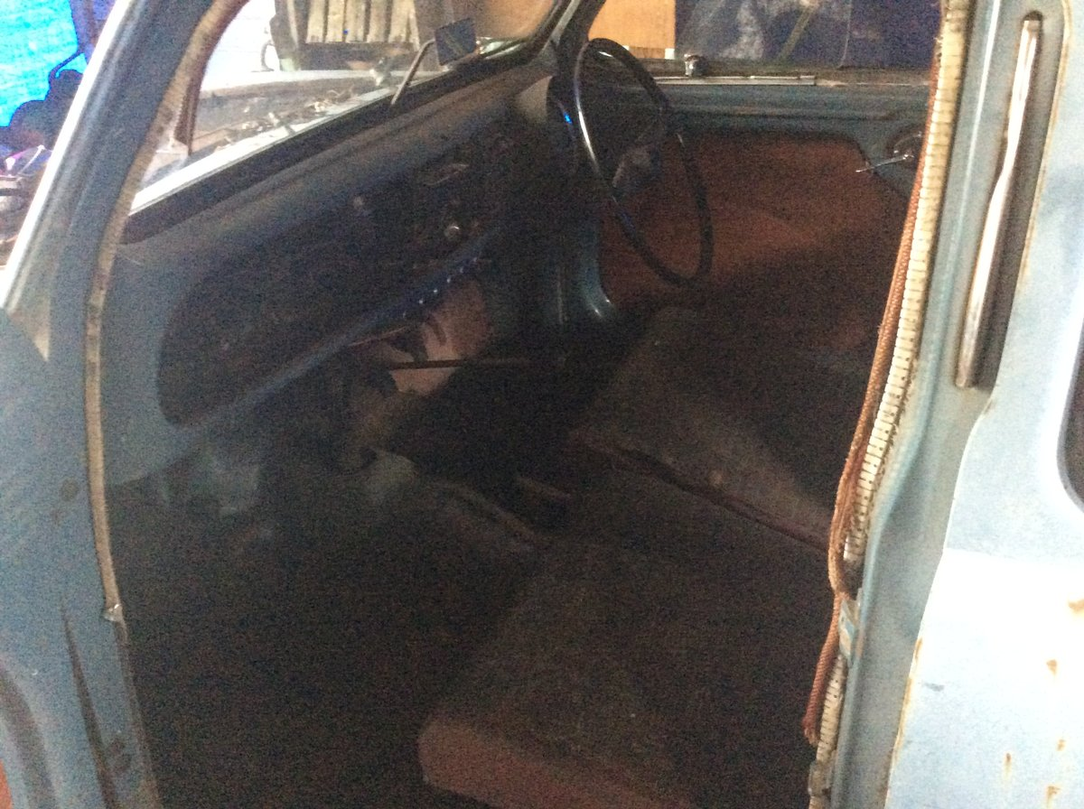 1953 Standard 8 barn find spares or repairs For Sale (picture 5 of 6)