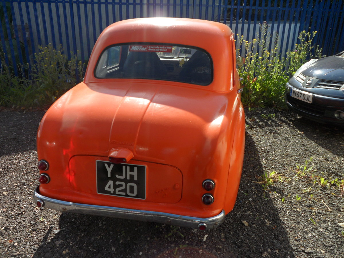 1956 standard hot rod eight project For Sale (picture 2 of 5)