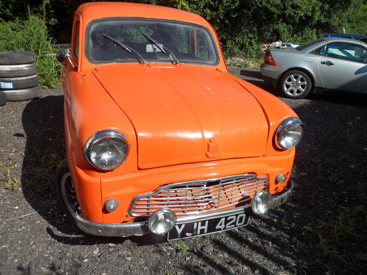 1956 standard hot rod eight project For Sale (picture 5 of 5)