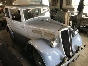 1934 Standard nine 2 door For Sale