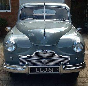1951 Standard Vanguard