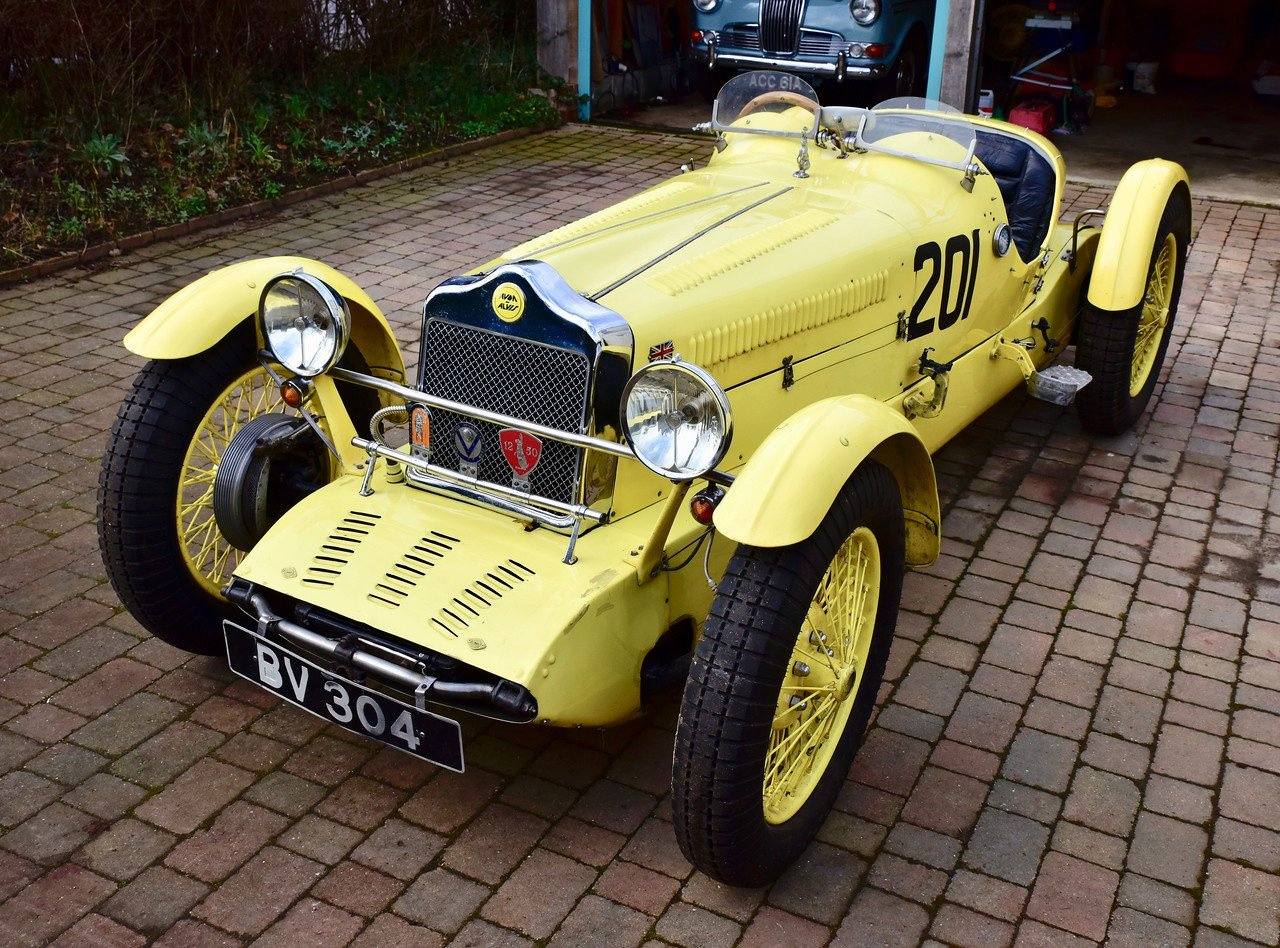 1930 Standard Avon Alvis Special For Sale (picture 1 of 6)