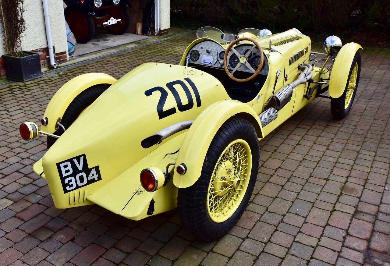 1930 Standard Avon Alvis Special For Sale (picture 2 of 6)