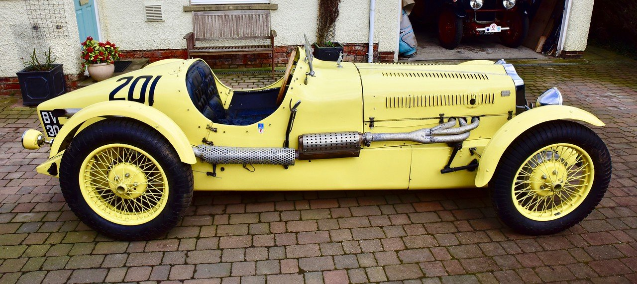 1930 Standard Avon Alvis Special For Sale (picture 3 of 6)