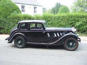 1934 Standard Avon Special For Sale by Auction