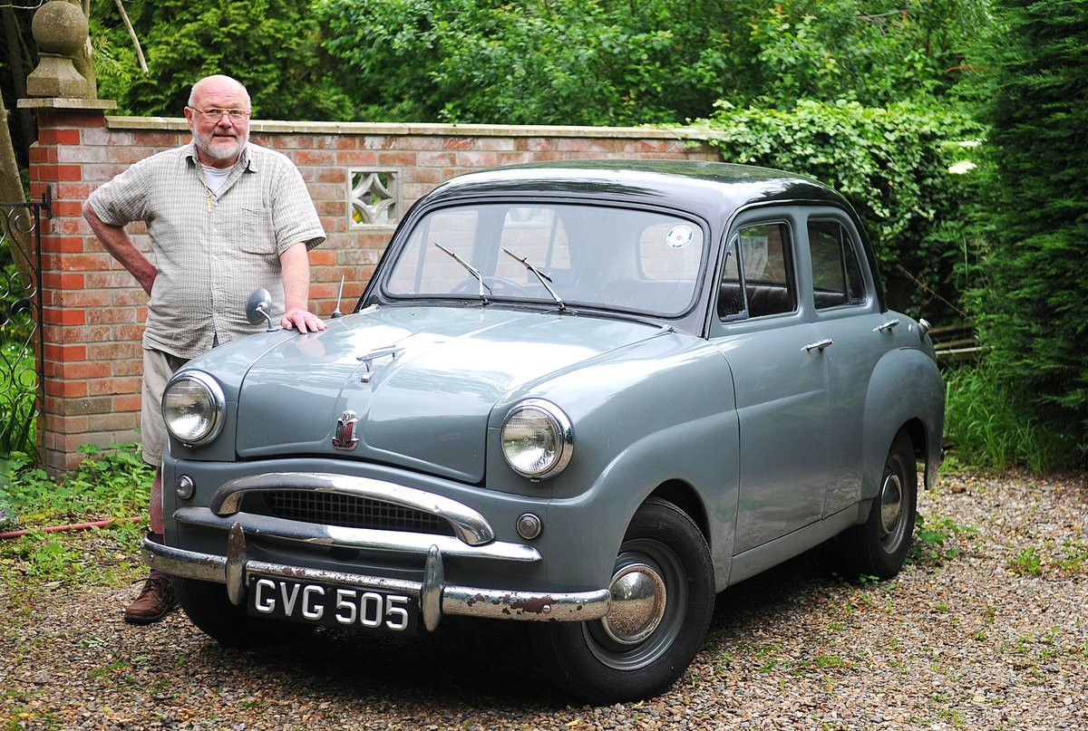 STANDARD  SUPER TEN 1955 TASTY FAST ROAD CONVERSION   For Sale (picture 1 of 6)