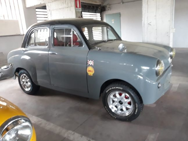 STANDARD  SUPER TEN 1955 TASTY FAST ROAD CONVERSION   For Sale (picture 2 of 6)
