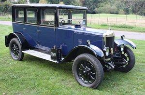 1926 Standard SL04 Park Lane Saloon