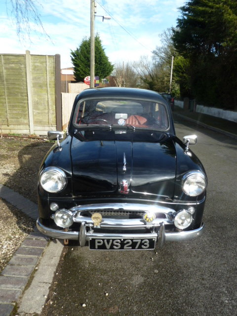 1955 Standard 10 For Sale (picture 1 of 5)