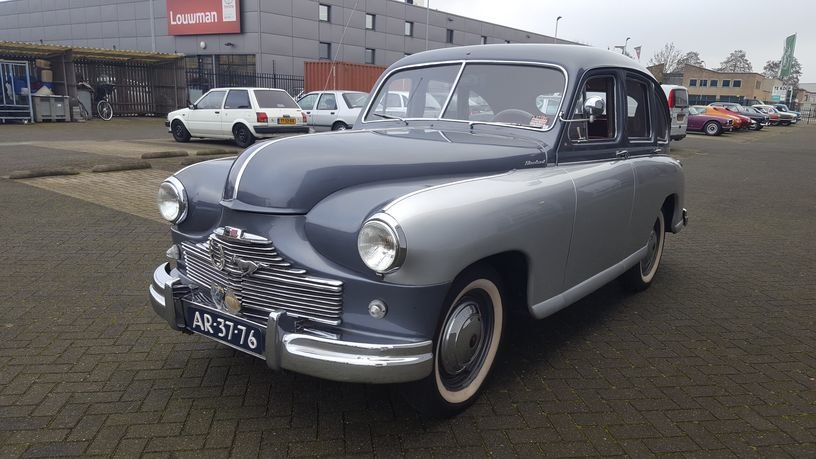 Standard Vanguard 1947 rare For Sale (picture 4 of 6)