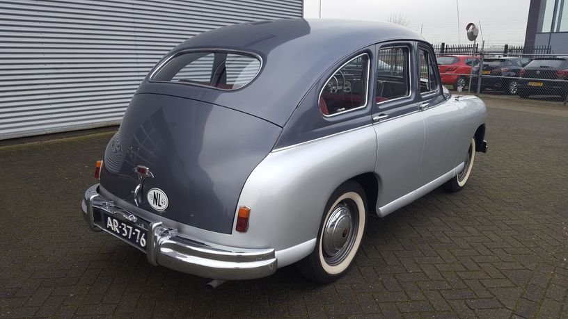 Standard Vanguard 1947 rare For Sale (picture 5 of 6)