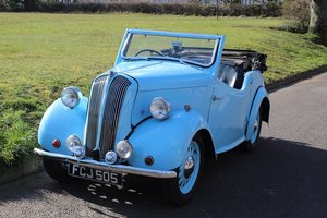 1948 Standard 8 Tourer  - To be auctioned 26-06-20