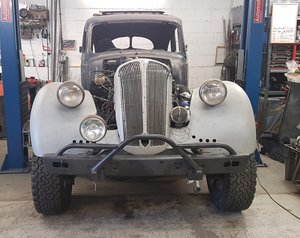 1938 Standard Flying 12 V8 4x4 Hot Rod Project