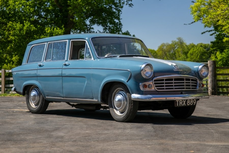 1959 Standard Vanguard Vignale For Sale by Auction (picture 1 of 6)