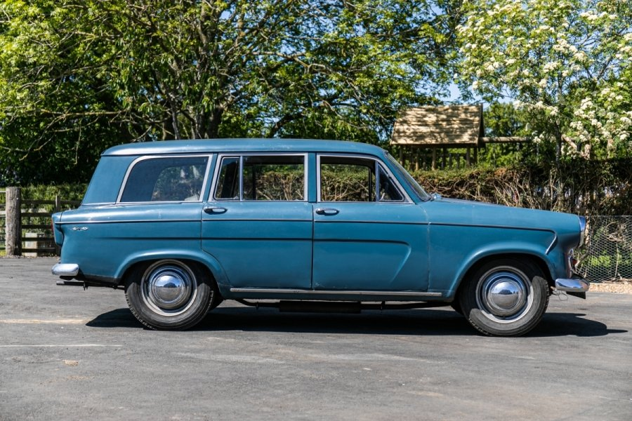 1959 Standard Vanguard Vignale For Sale by Auction (picture 2 of 6)
