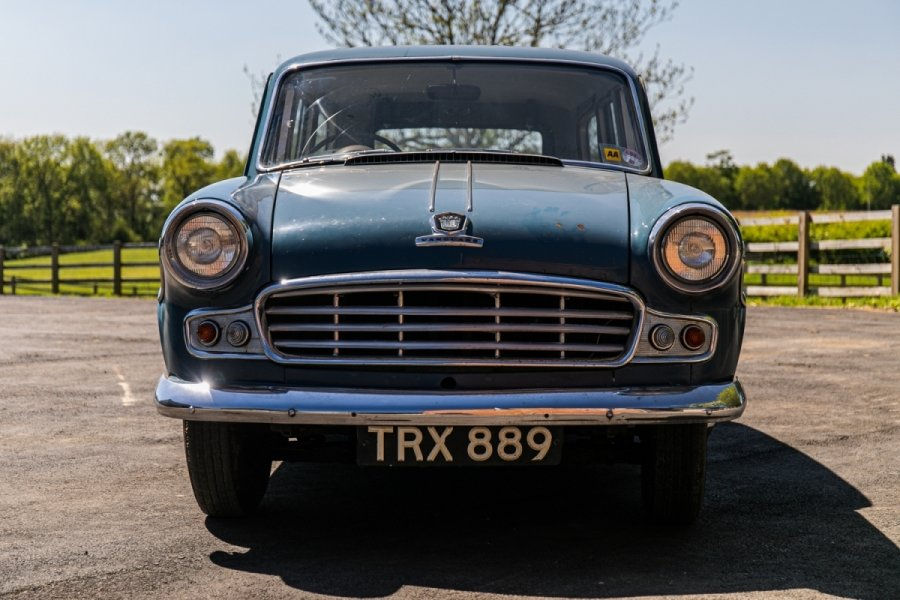 1959 Standard Vanguard Vignale For Sale by Auction (picture 4 of 6)
