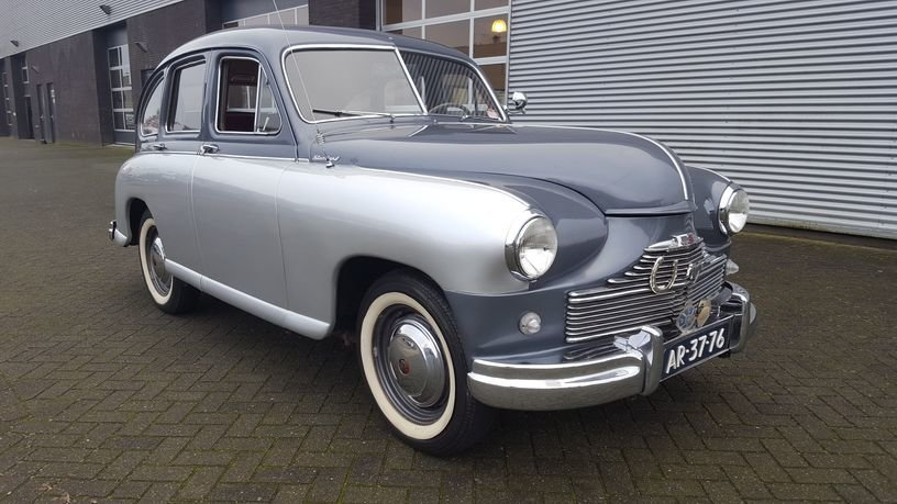 Standard Vanguard 1947 rare For Sale (picture 1 of 6)