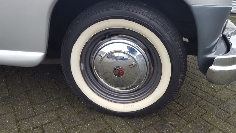 Standard Vanguard 1947 rare For Sale (picture 6 of 6)